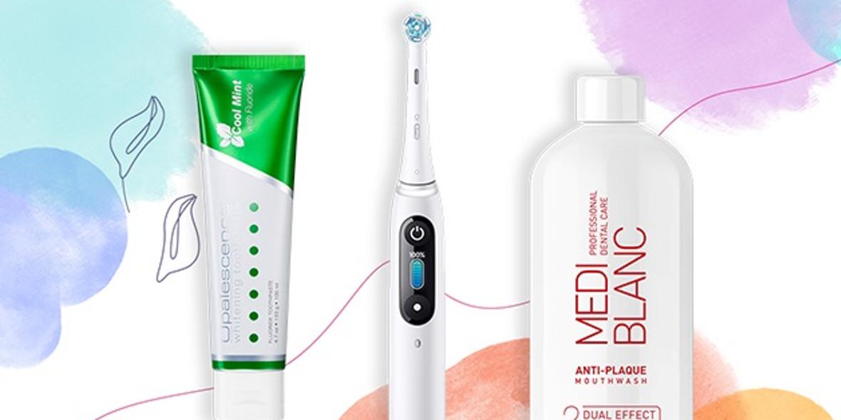 Notino: Kod: -15% na produkty do pielęgnacji zębów 05.08.2021