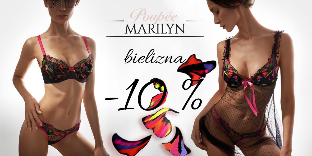 Marilyn: -10% na bieliznę 01.01.0001