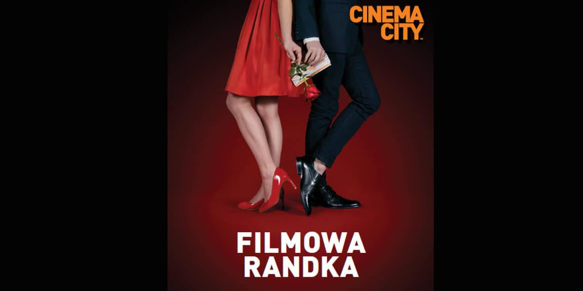 Filmowa randka w Cinema City