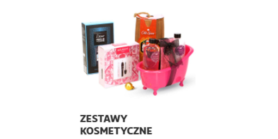 Auchan: -50% na drugi zestaw kosmetyczny 23.11.2020
