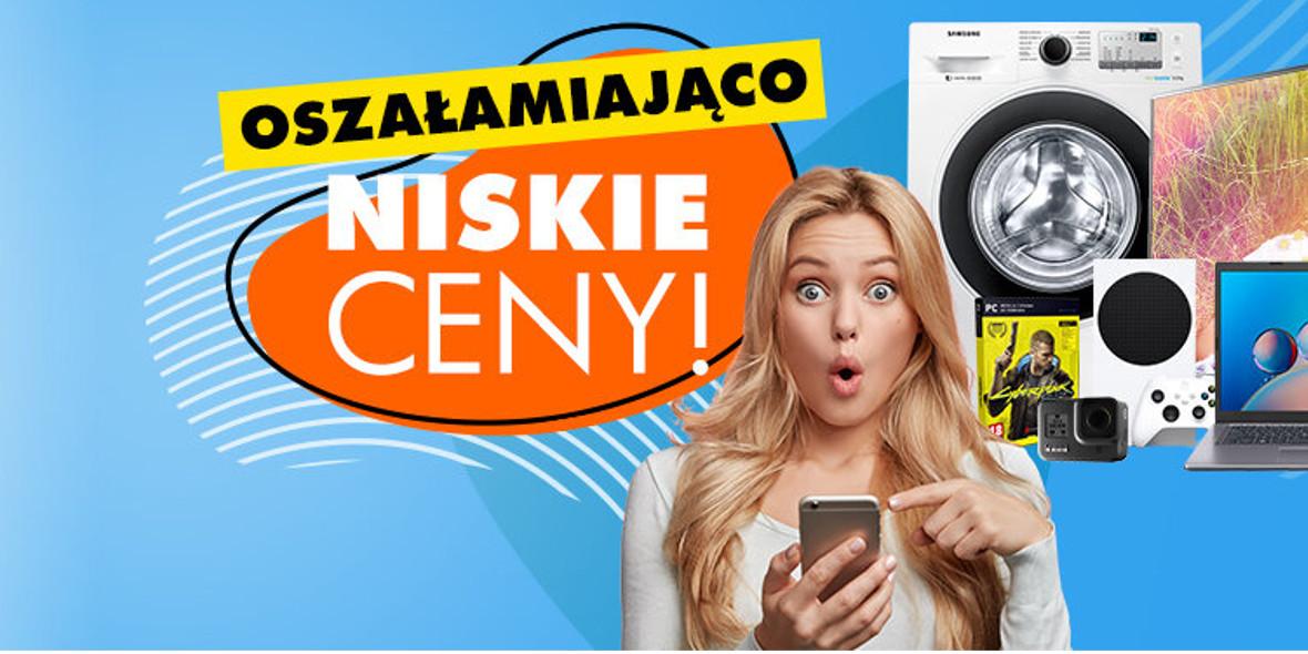 ELECTRO.pl:  Oszałamiająco niskie ceny 29.04.2021