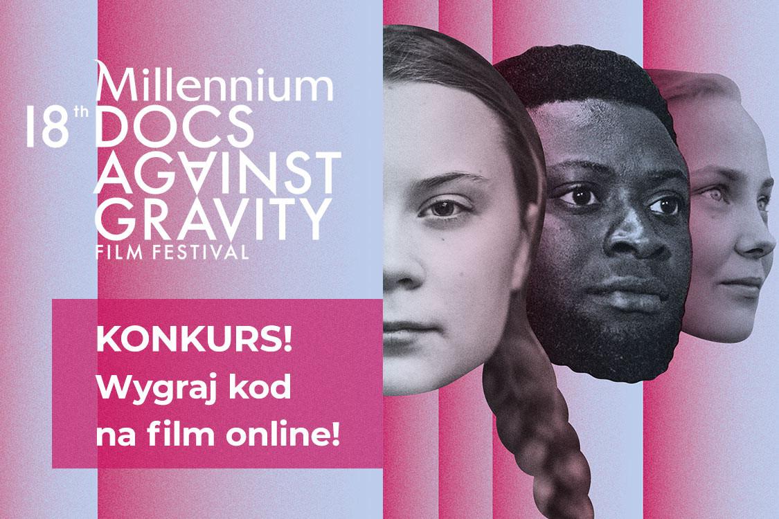 : KONKURS! Wygraj KOD na film online