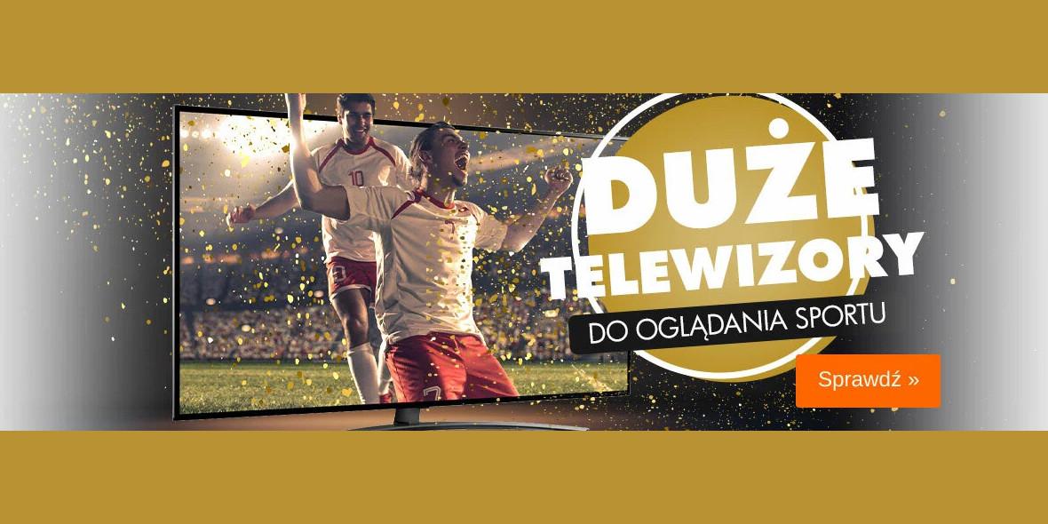 ELECTRO.pl: Duże telewizory do oglądania sportu!