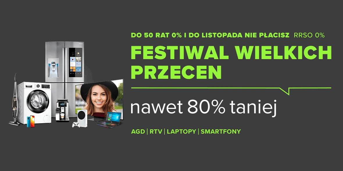 Neonet: Do -80% na wybrane produkty 22.04.2021
