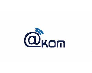Logo @kom
