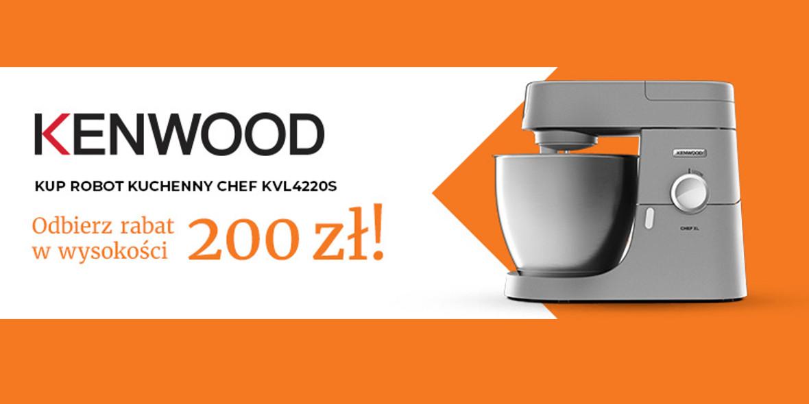 za Kenwood Chef