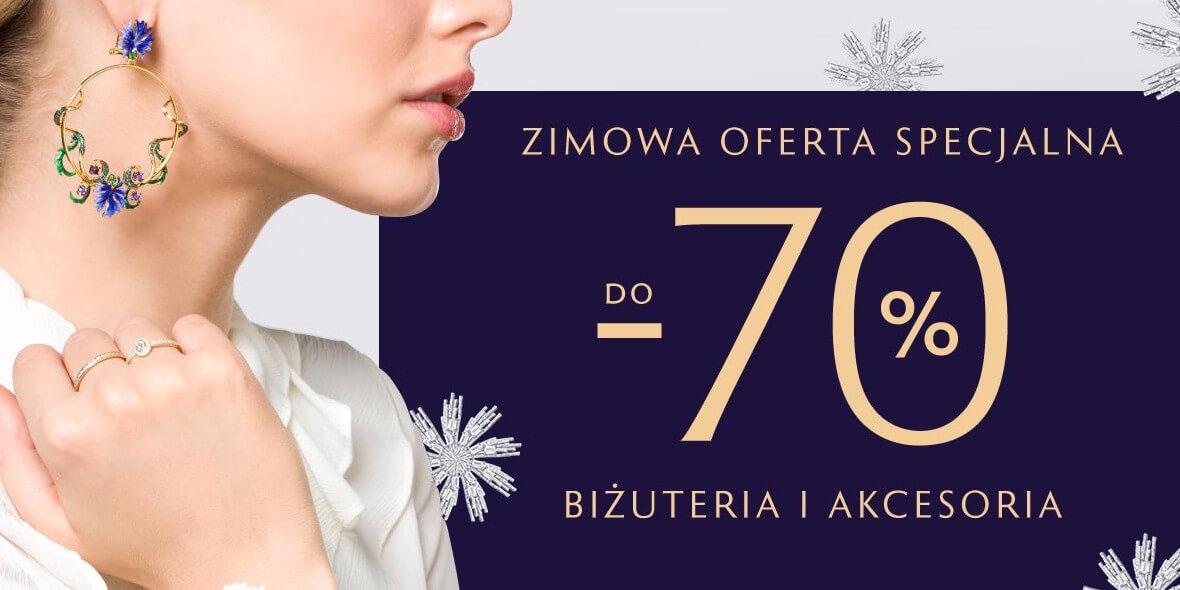 W. KRUK:  Do -70% na biżuterię i akcesoria 01.01.0001