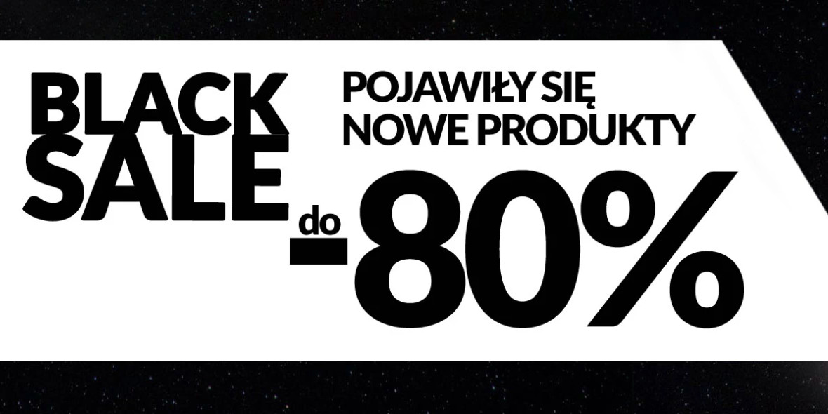 Quiosque: Do -80% na Black Sale w Quiosque 18.11.2020