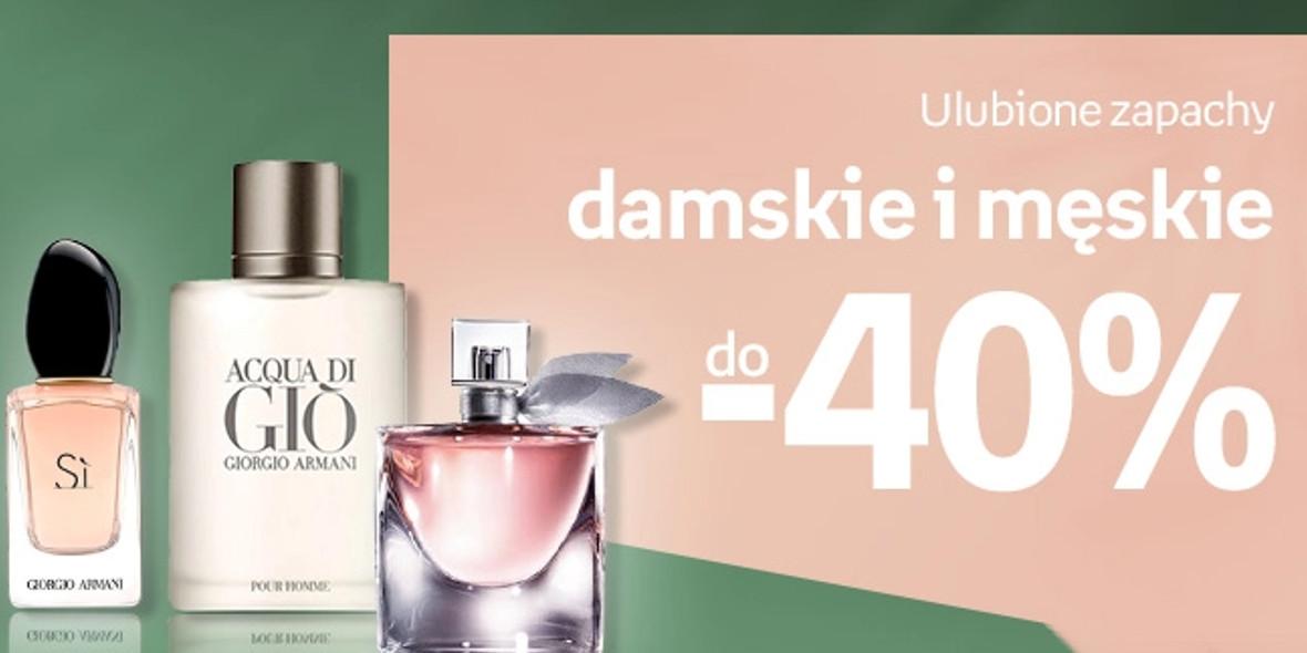Empik: Do -40% na ulubione zapachy damskie i męskie 01.01.0001