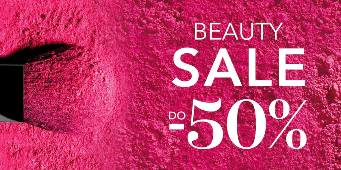 Douglas: Do -50% na perfumy, kosmetyki i wiele więcej