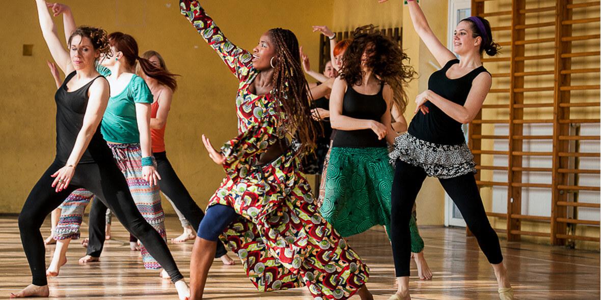 Szkoła Tańców Afrykańskich Uanga: -15% na kurs tańca