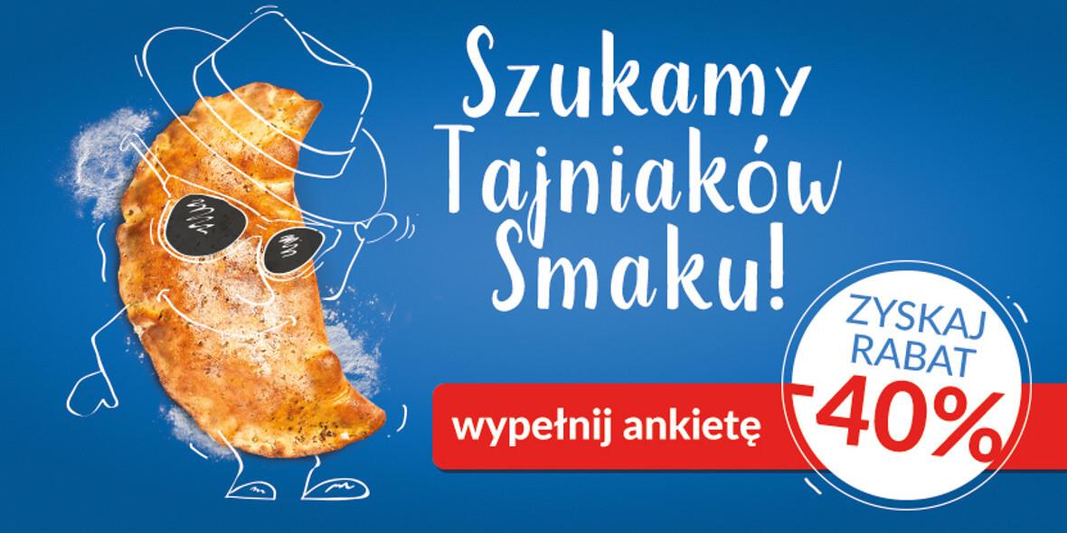 na kolejny wypad na pizzę