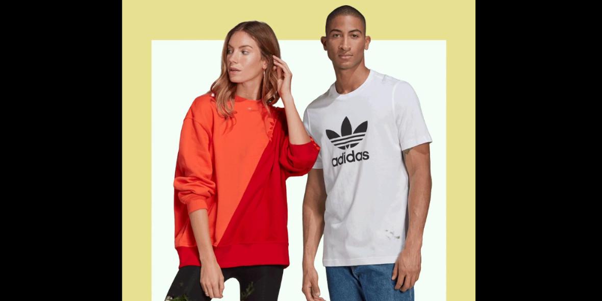 Adidas: Kod:  -25% na wybrane produkty 12.04.2021