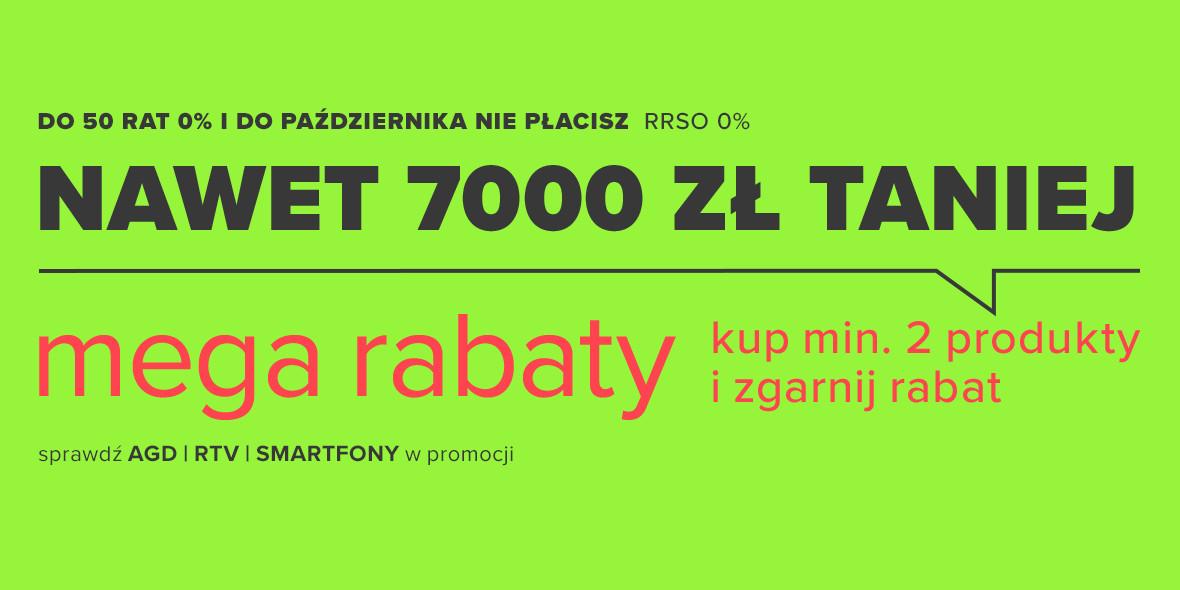 Neonet:  Mega Rabaty do -7000 zł 04.03.2021