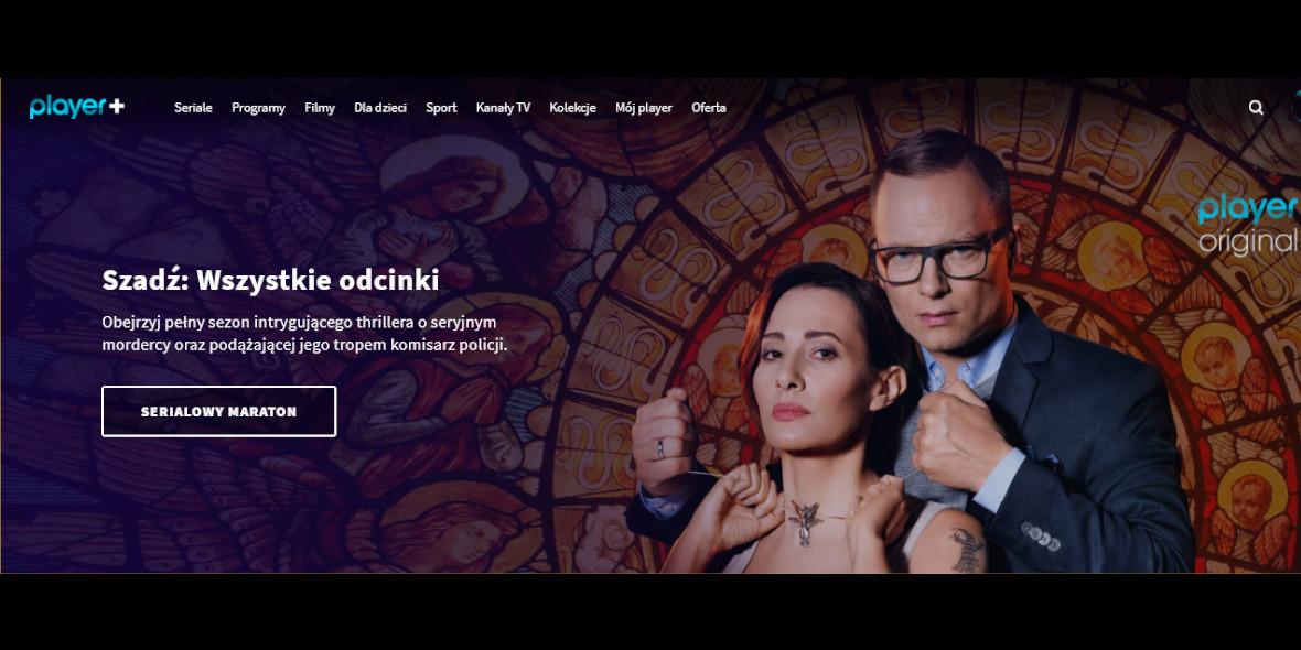 Player: Darmowy miesiąc dostępu do Player.pl 23.06.2020
