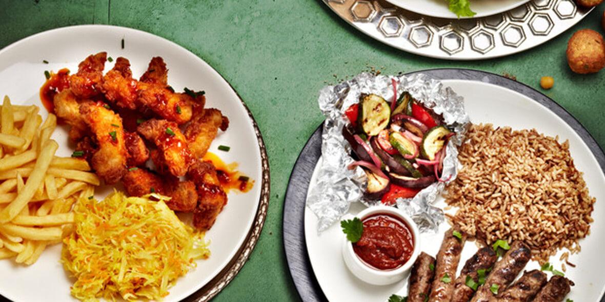 menu w restauracjach Sphinx