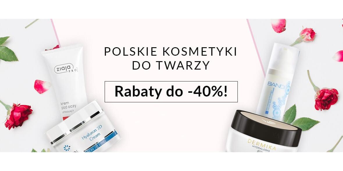 na polskie kosmetyki do twarzy