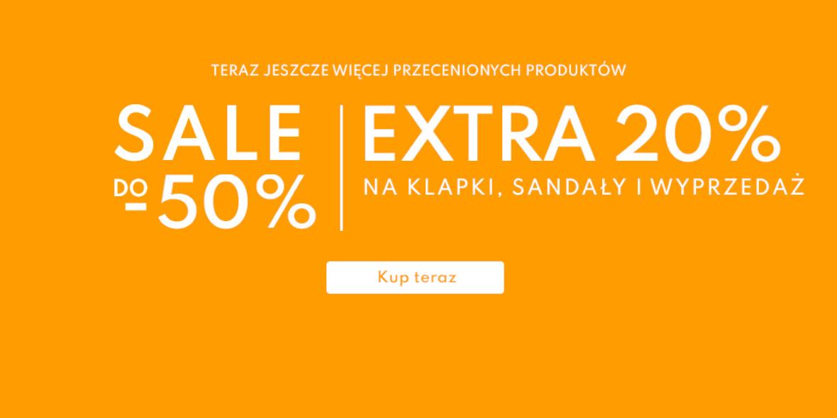 Wojas: Kod: -20% dodatkowo na klapki, sandały 21.07.2021