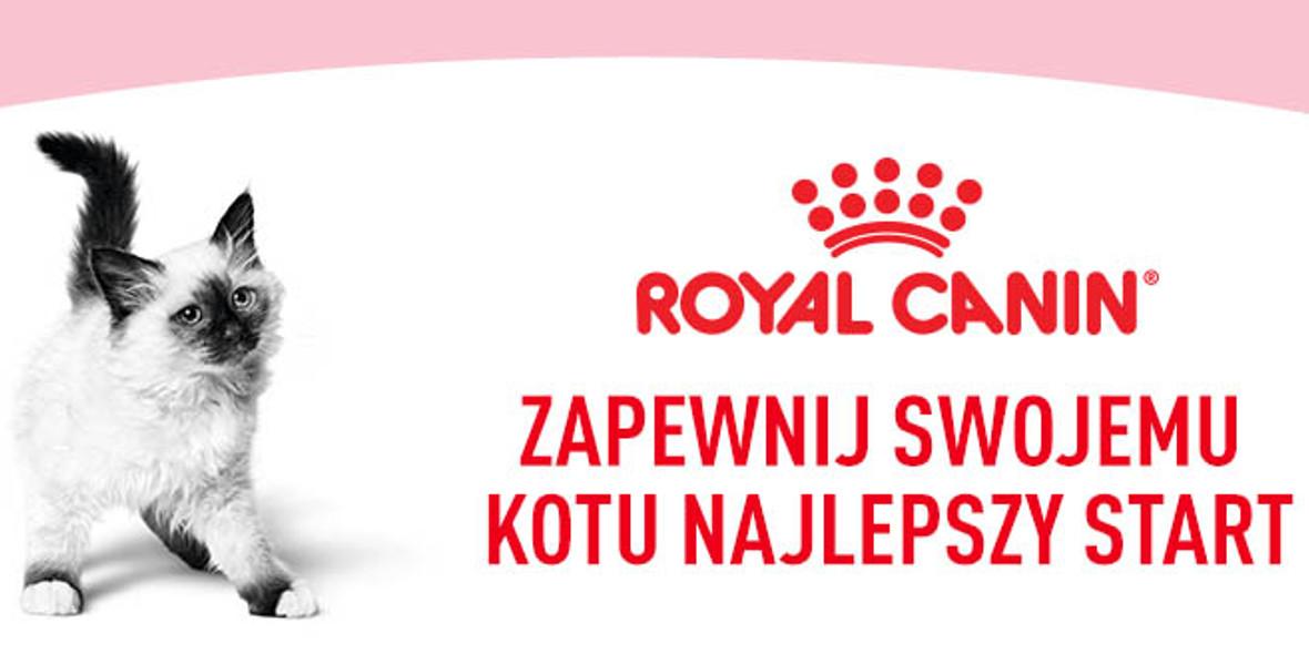 zooplus: Darmowa wyprawka dla kota w prezencie od Royal Canin 11.10.2021