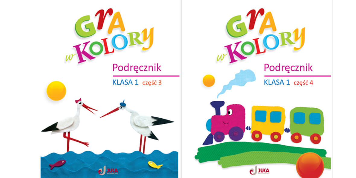 Podręczniki dla klas 1-3