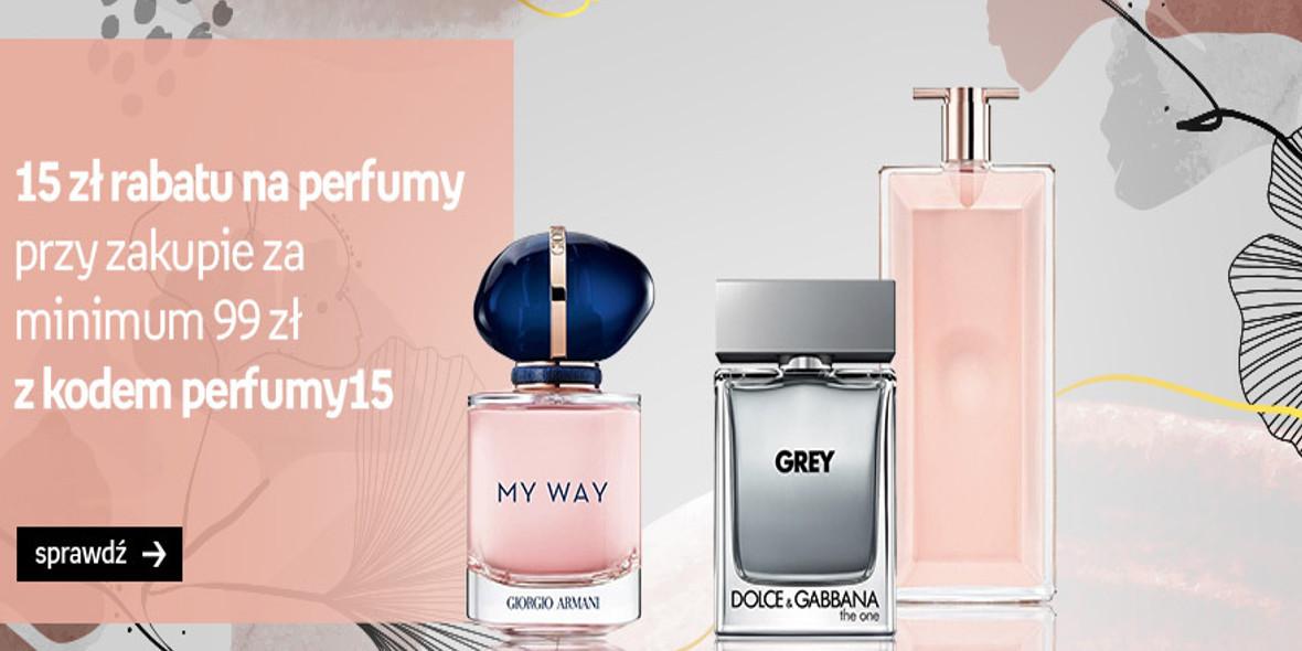 Empik: Kod: -15 zł ekstra na perfumy 14.10.2021