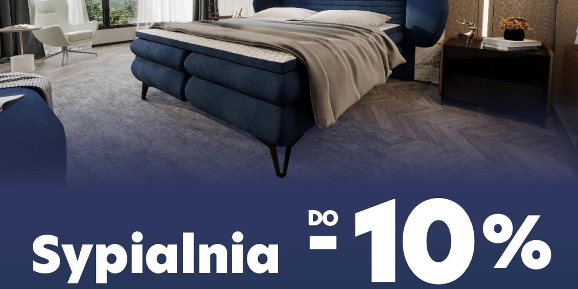 Selsey:  Do -10% na sypialnię 05.10.2021