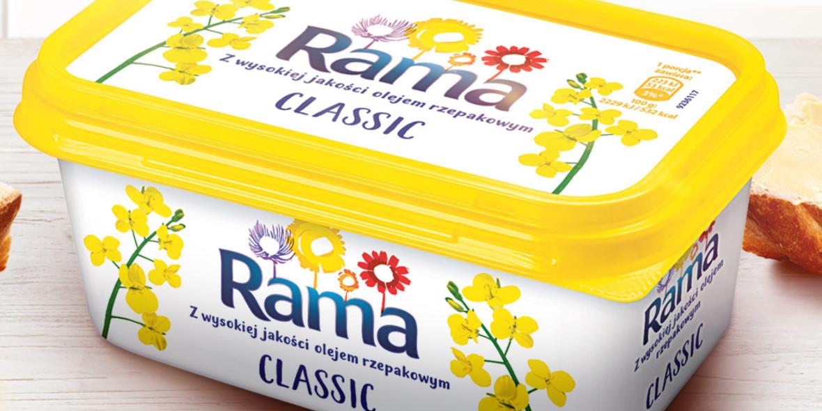 za margarynę Rama