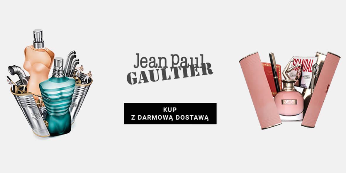 dostawa produktów Jean Paul Gaultier