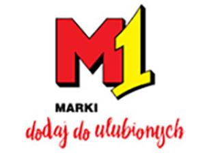 Logo M1 Centrum Handlowe Marki