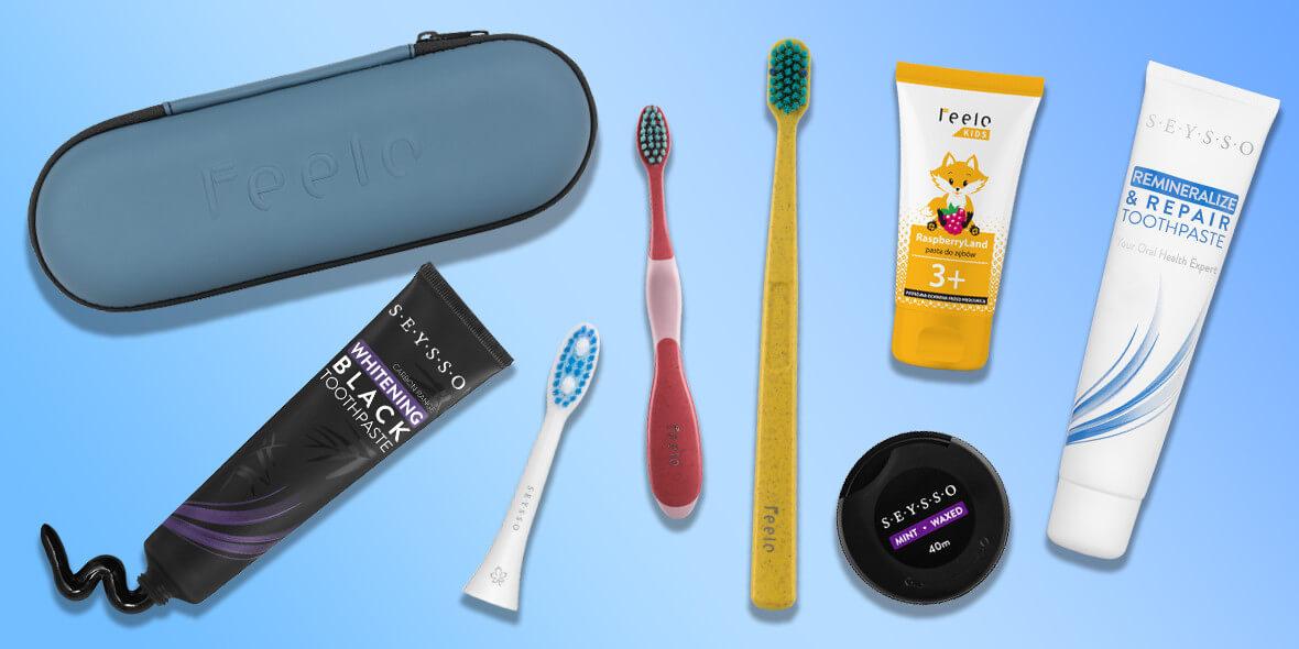 shop-dent: -10% na wszystkie produkty marki Seysso i Fello
