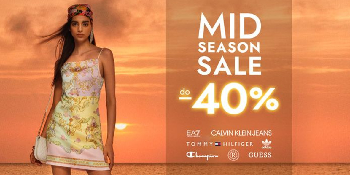 Modivo: Do -40% na Mid Season Sale