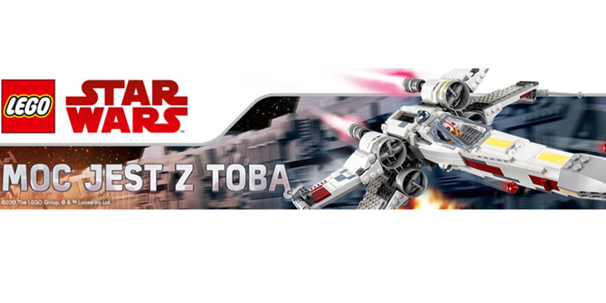 zestawy Lego Star Wars w super cenach