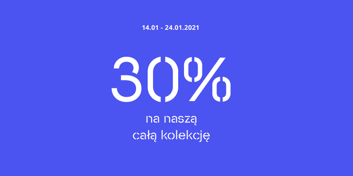 Esprit: Kod: -30% na wszystko 01.01.0001