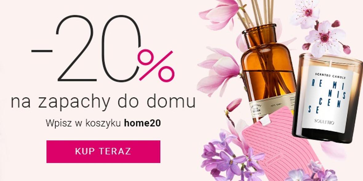 Notino: Kod: -20% na zapachy do domu 01.01.0001