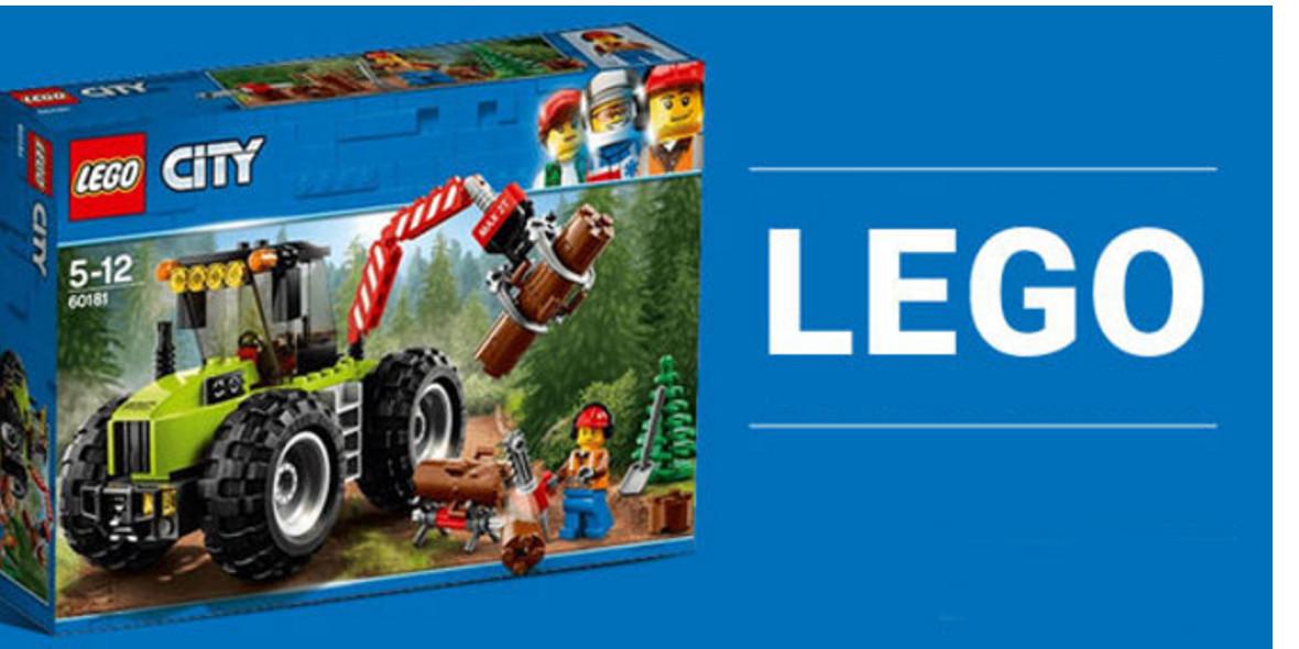 na klocki Lego