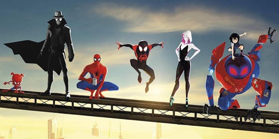 """Przedpremiera """"Spider-Man Uniwersum"""""""