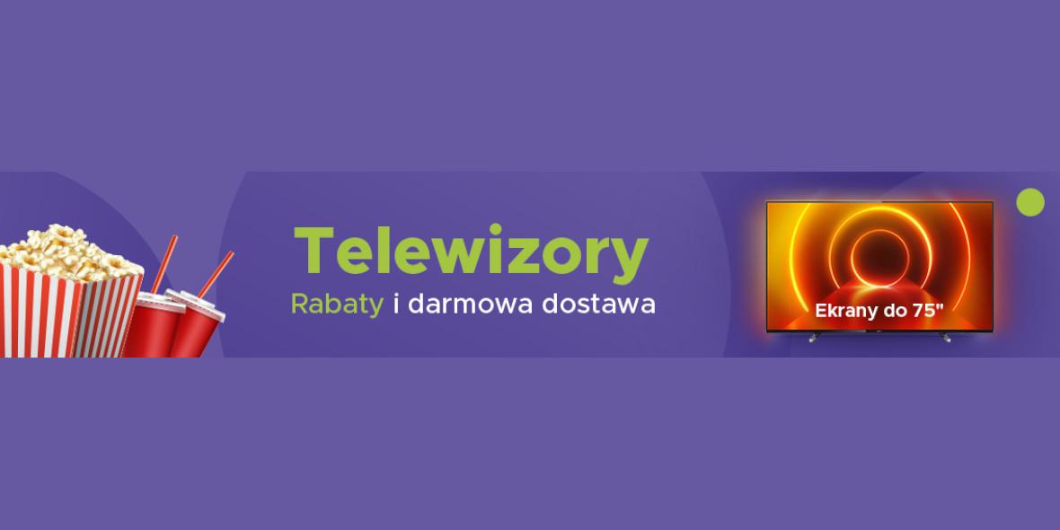 Sferis:  Rabaty na telewizory i darmowa dostawa 27.04.2021