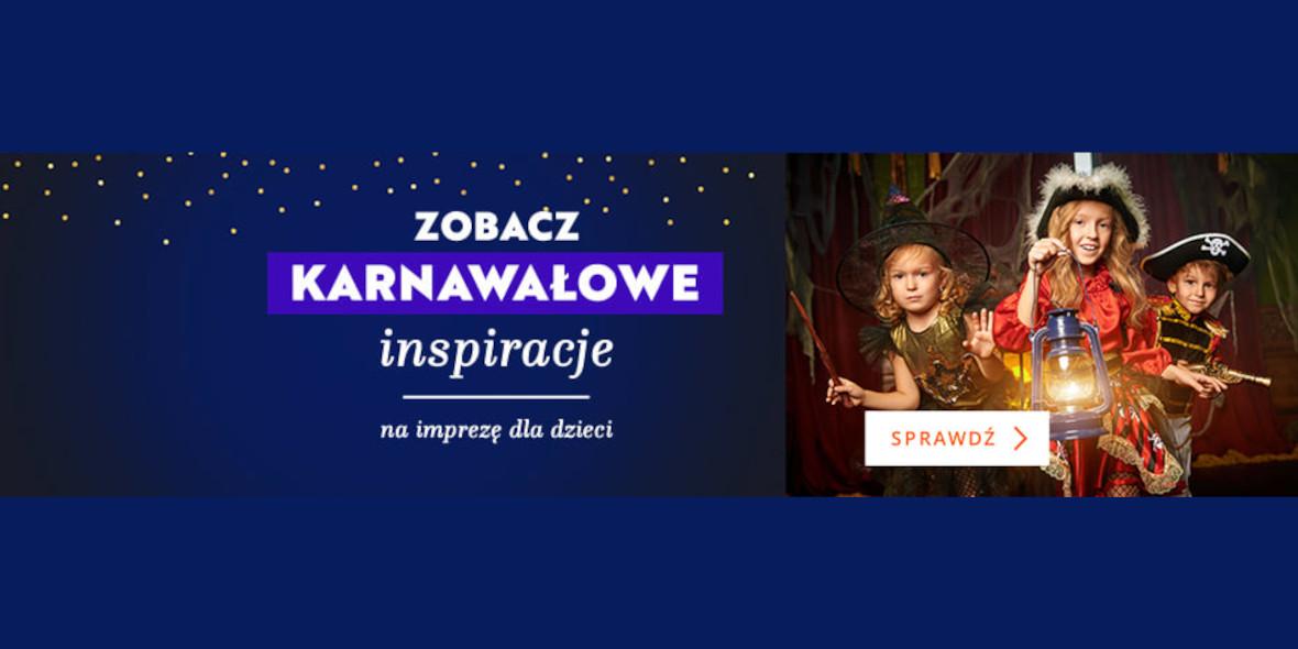 Allegro.pl:  Karnawałowe inspiracje 07.01.2021