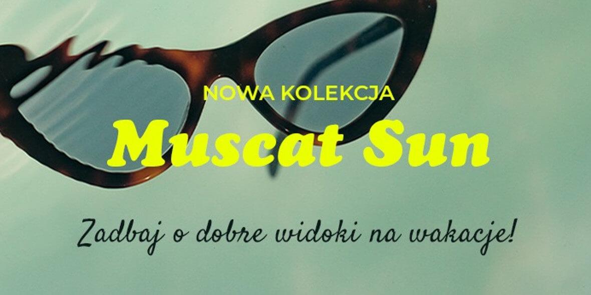 Muscat: Kod: -15% na całe zamówienie oferty od kwoty min. 495 zł