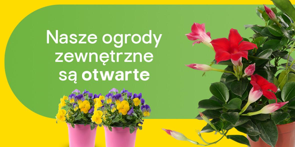 Castorama:  Wszystko dla Twojego ogrodu 10.04.2021