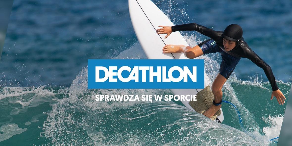 Decathlon: Kod: -10% na wypożyczenie sprzętu w DECATHLON RENT