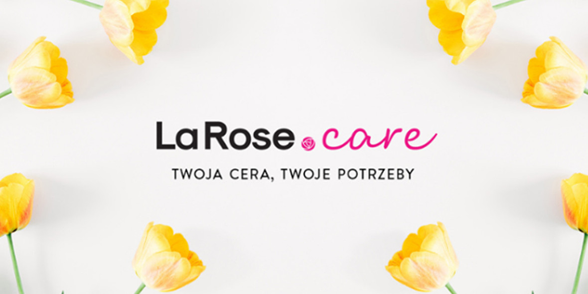LaRose.care:  Darmowa dostawa 22.03.2021