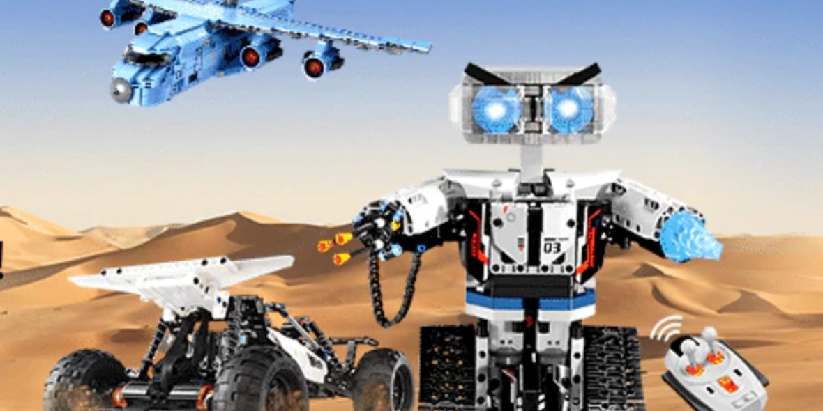 AliExpress: Do -60% na zabawki i elektronikę 26.02.2021