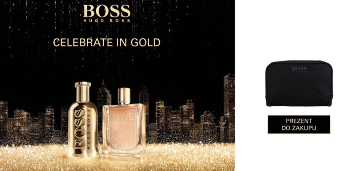 Elnino Parfum:  Prezent Hugo BOSS 13.10.2021