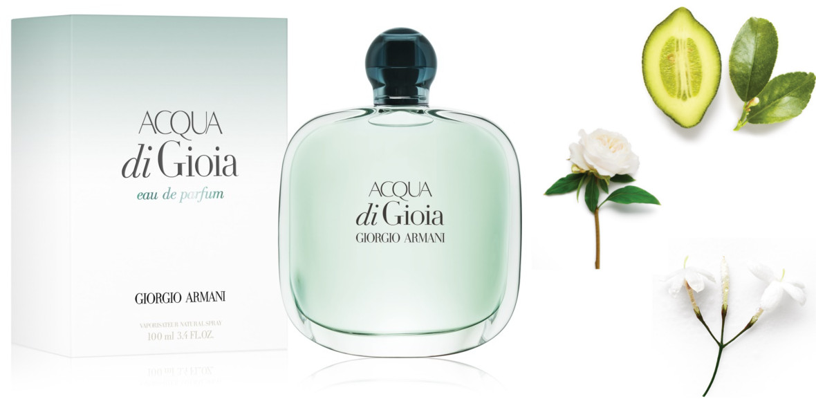 na wodę perfumowaną Armani Acqua di Gioia