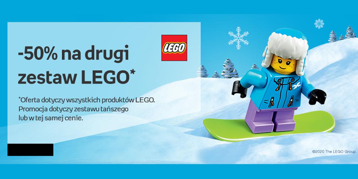 na drugi zestaw LEGO
