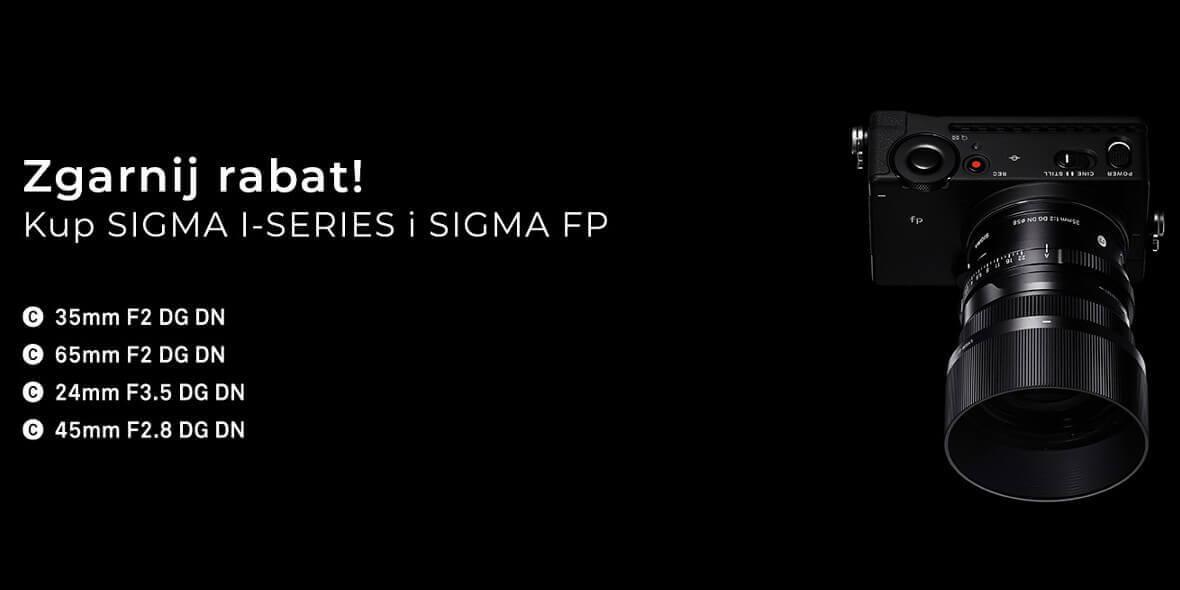 Cyfrowe.pl:  Sigma FP z obiektywami w super cenie 01.03.2021
