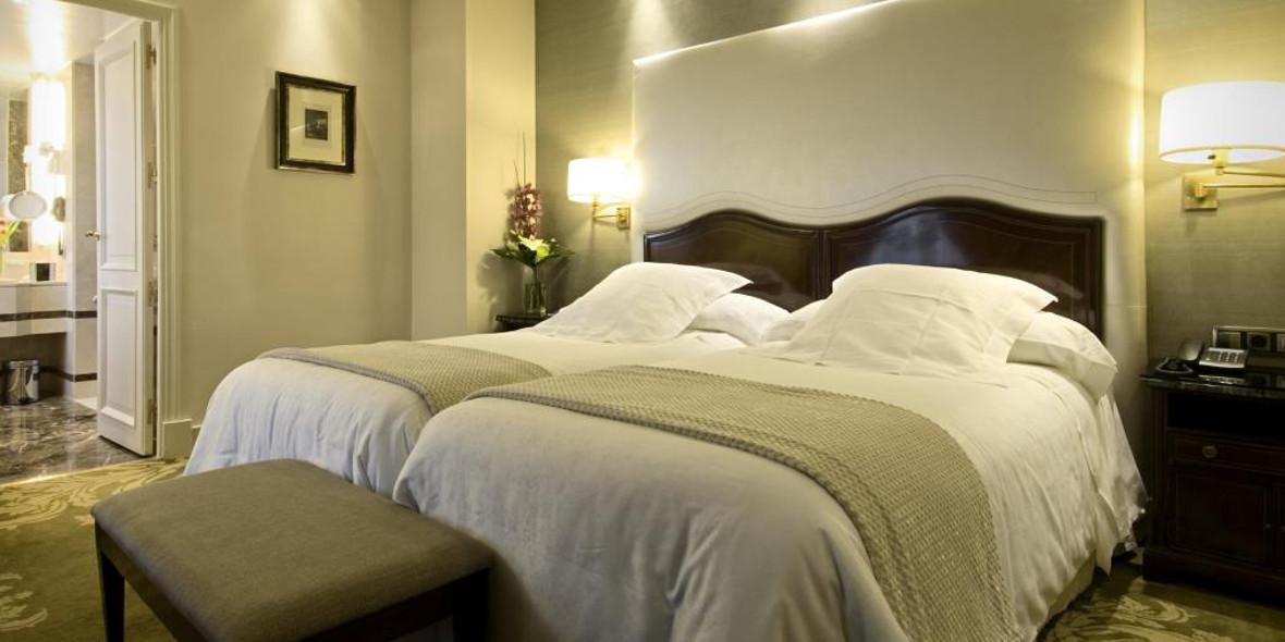 na pobyt Hotelu Wellington w Madrycie
