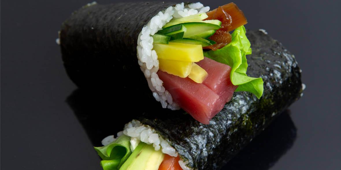 na rolki sushi