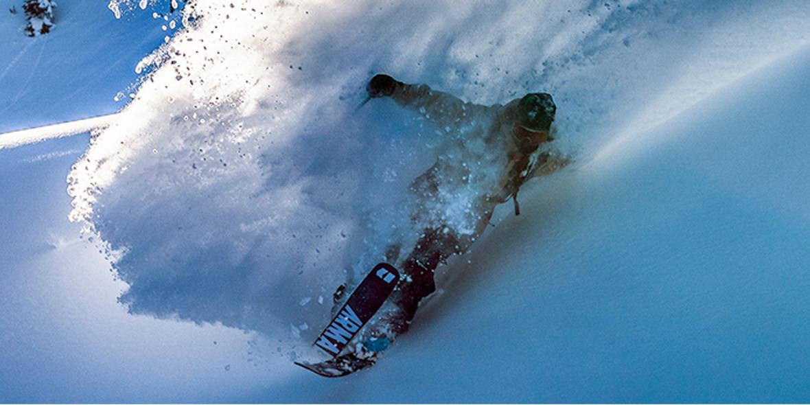 narciarska dla Niego